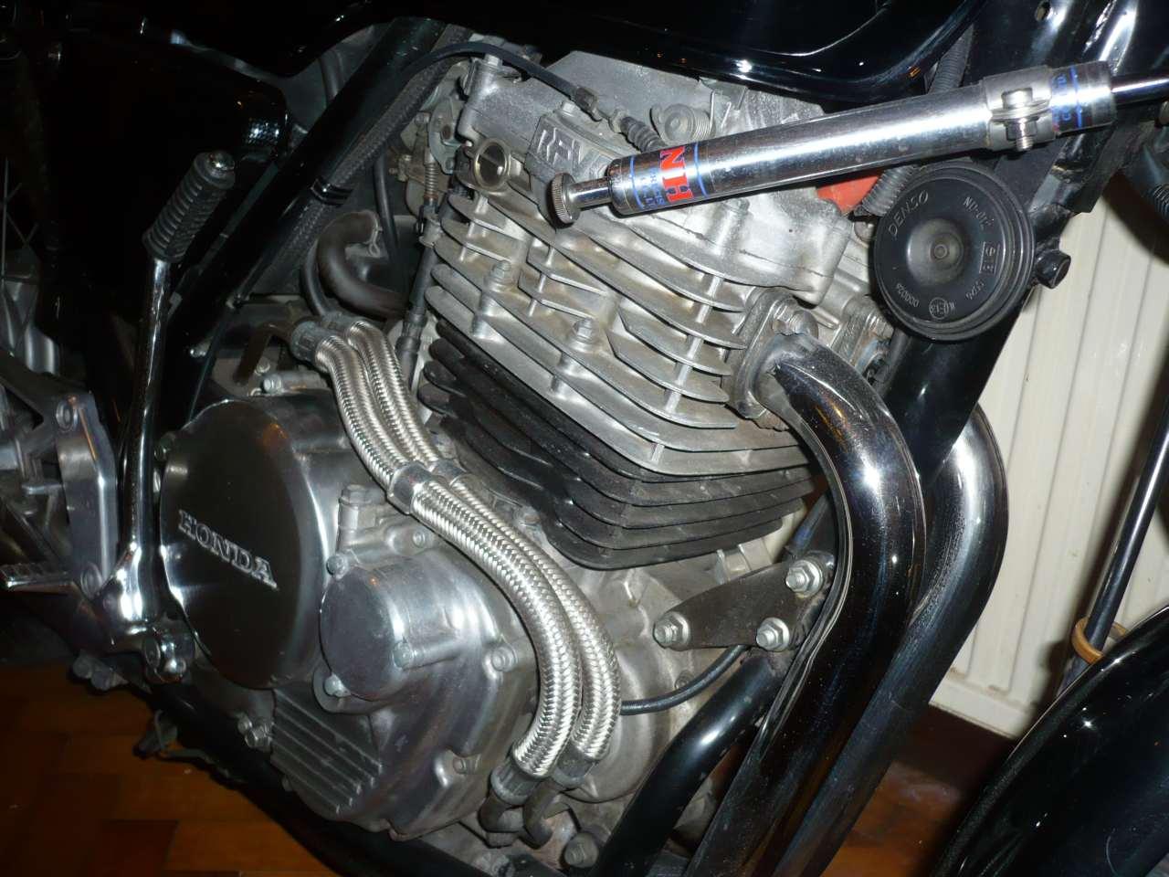 Honda Gb 500 Tt Gb500 Wiring